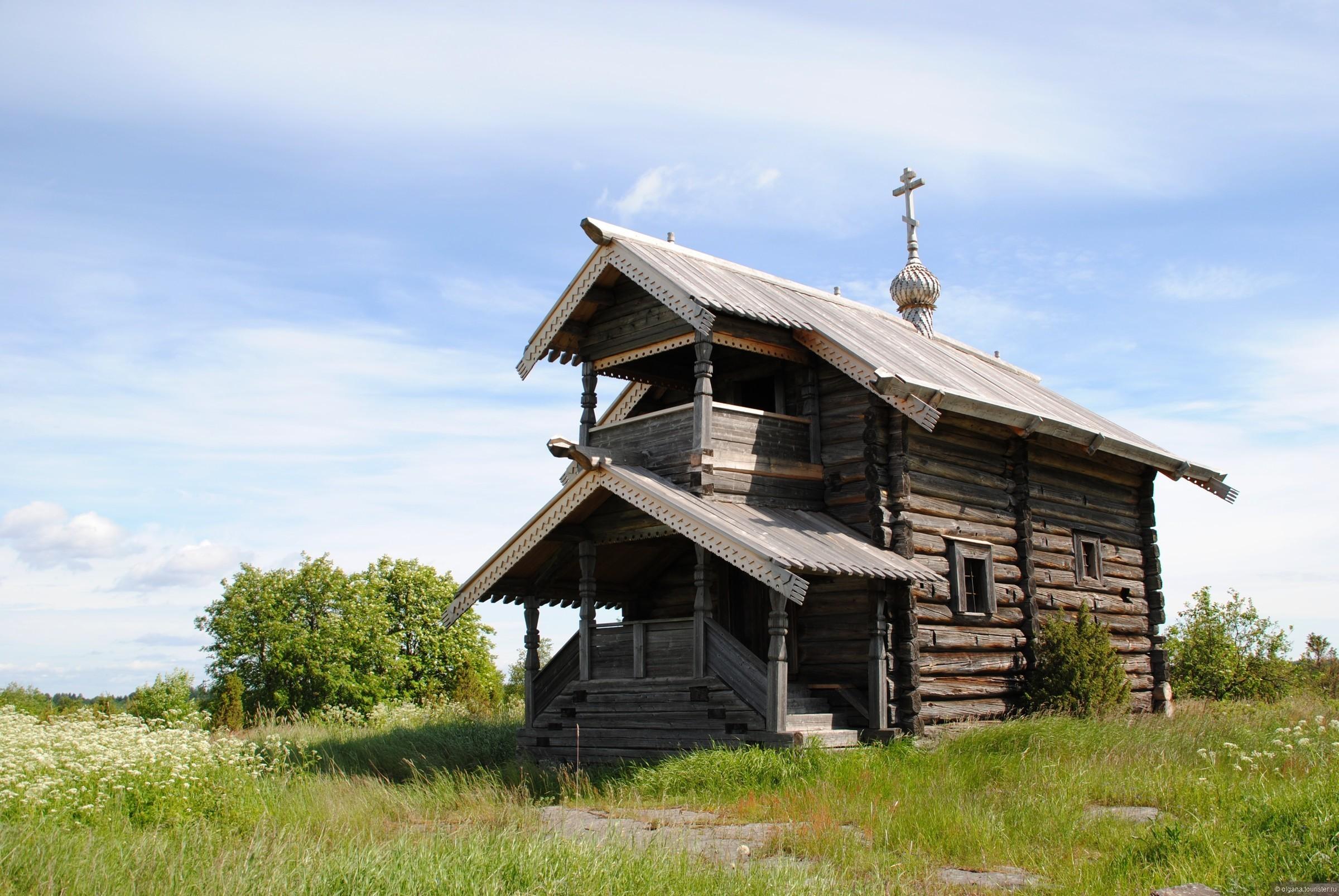 Часовня Михаила Архангела д. Паяницы (XVII в.)
