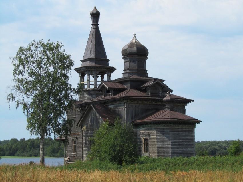 Церковь Иоанна Предтечи в деревне Леликово