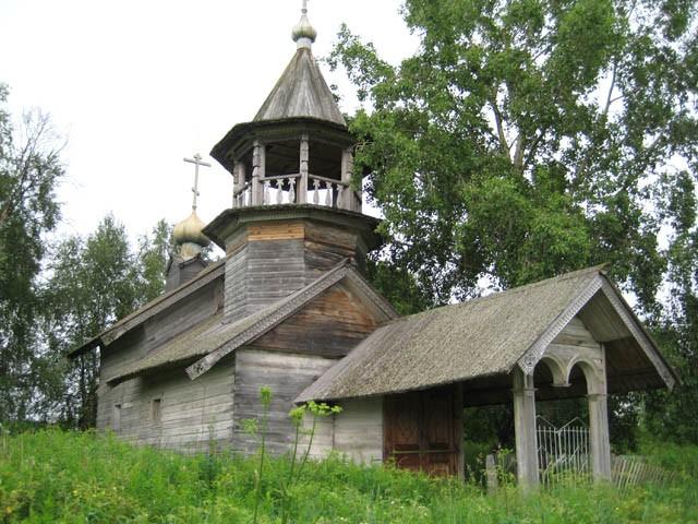 Часовня Hиколы Чудотворца в деревне Тамбицы (н. ХVIII – к. ХIХ вв.)