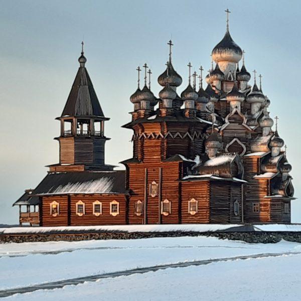 Петрозаводск-Кижи